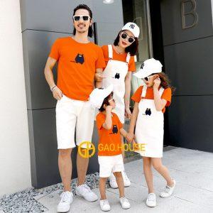 A picture containing orange, person, automaton Description automatically generated