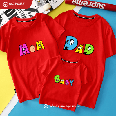 A picture containing text, shirt, red Description automatically generated