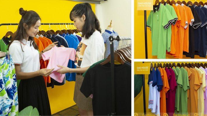 Xưởng áo gia đình Gạo House - đơn vị có nhiều năm kinh nghiệm trong lĩnh vực sản xuất đồng phục nổi tiếng ở Hà Nội
